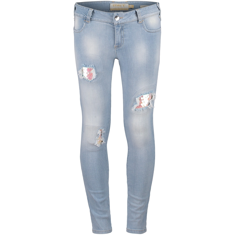 Afbeelding van MET 16GBF0015 kinderbroek jeans