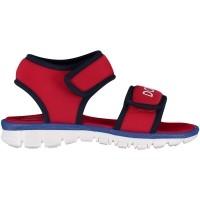 Afbeelding van Dolce & Gabbana DN0096 kindersandalen rood