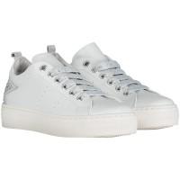 Afbeelding van Coccinelle 8122 kindersneakers wit