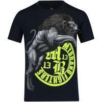 Afbeelding van My Brand BMBTS001GM002 kinder t-shirt navy