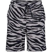 Afbeelding van Kenzo KL25578 kinder shorts grijs