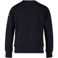 Picture of Moncler 8021305 kids sweater navy