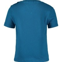 Afbeelding van Tommy Hilfiger KB0KB04078 B baby t-shirt cobalt blauw