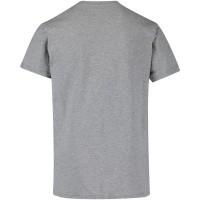 Picture of Kenzo KM10518 kids t-shirt light gray