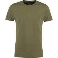 Afbeelding van in Gold We Trust FA050 heren t-shirt army