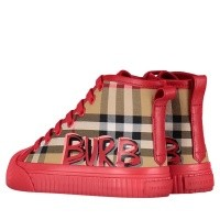 Picture of Burberry 4076007 kids sneakers red