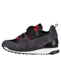 Picture of Dsquared2 57157 kids sneakers black