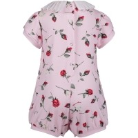 Picture of MonnaLisa 351203A4 baby jumpsuit light pink