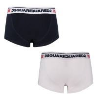 Picture of Dsquared2 DQ035S kids underwear white