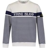 Afbeelding van Stone Island 681663443 kindertrui blauw