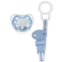 Picture of Armani 409023 baby accessory light blue