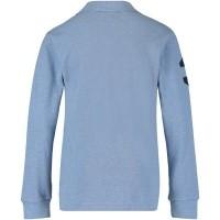 Picture of Ralph Lauren 323708862 kids polo shirt light blue