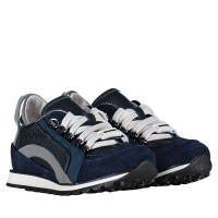 Picture of Dsquared2 57144 kids sneakers navy