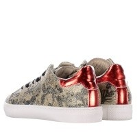 Picture of MonnaLisa 8C2026 kids sneakers gold