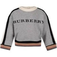 Afbeelding van Burberry 8001724 baby trui grijs