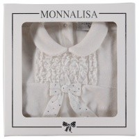 Afbeelding van MonnaLisa 732202 boxpakje off white