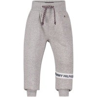 Picture of Tommy Hilfiger KB0KB04033 B baby pants gray
