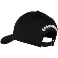 Picture of Dsquared2 DQ031D kids cap black