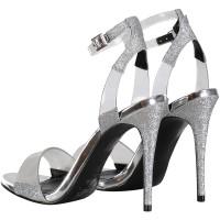 Afbeelding van Kendall + Kylie ENYA dames sandalettes zilver