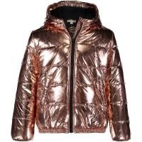 Picture of Kenzo KM42018 kids jacket brass