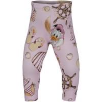 Afbeelding van MonnaLisa 311419 baby legging licht roze