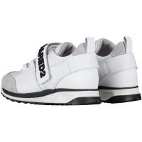 Afbeelding van Dsquared2 54221 kindersneakers wit