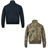 Picture of Woolrich WKCPS2015 kids jackets army