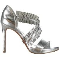Afbeelding van Michael Kors 40R8BLHP1M dames schoenen zilver