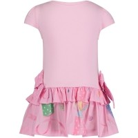Afbeelding van Lapin 81E3231 baby jurkje roze