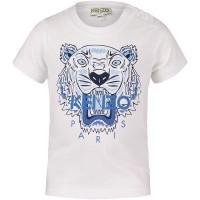Afbeelding van Kenzo KM10708BB baby t-shirt wit