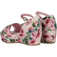 Afbeelding van Dolce & Gabbana D10354 kindersandalen licht roze