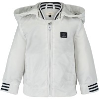Picture of Armani 3ZHB01 baby jacket white