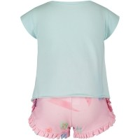Picture of Lapin 81E5407 baby jumpsuit mint