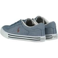 Afbeelding van Polo Ralph Lauren RF100712 kindersneakers jeans