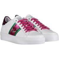Picture of John Richmond 4457B women sneaker white