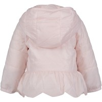Picture of Liu Jo H18035 baby jacket light pink