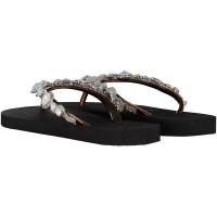 Afbeelding van Uzurii PEARL MARILYN dames slippers zwart