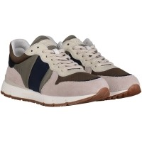Picture of Woolrich WF2002 men sneaker army