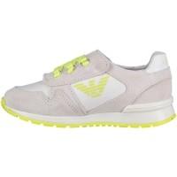 Afbeelding van Armani 405309 kindersneakers wit