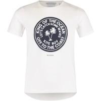 Afbeelding van NIK&NIK B8713 kinder t-shirt wit