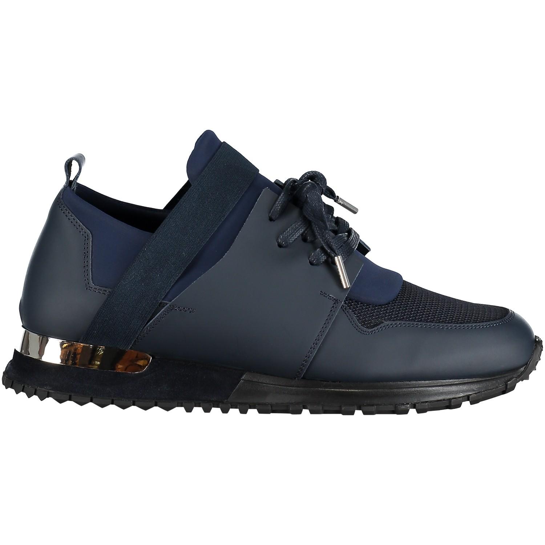 Afbeelding van Mallet ELAST MEN heren sneakers navy