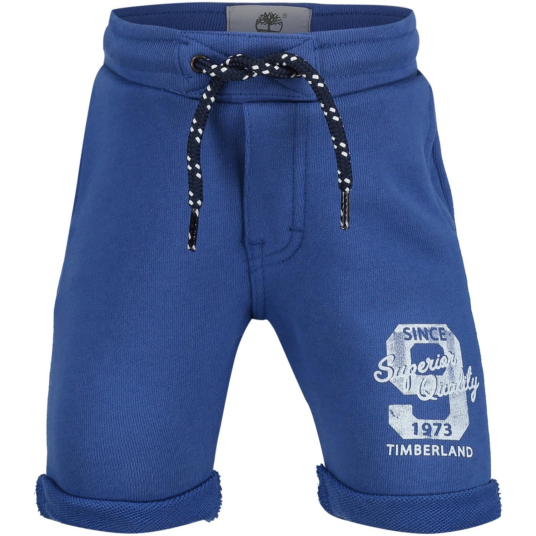 Afbeelding van Timberland T04888 baby joggingshorts cobalt blauw