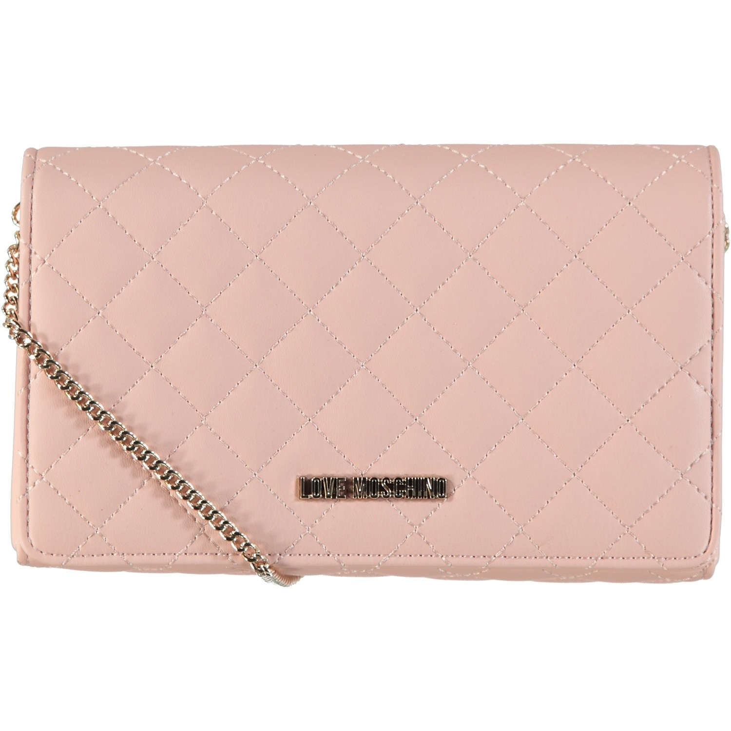 Picture of Moschino JC4095 mens bag light pink
