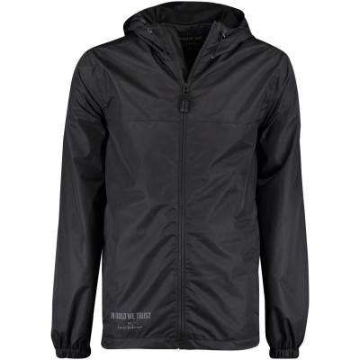 Picture of in Gold We Trust FAJ025 men jacket black