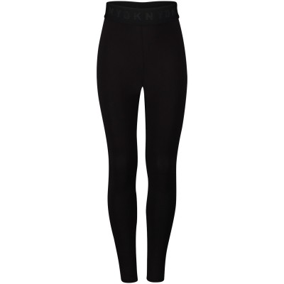 Picture of DKNY D34918 kids tight black