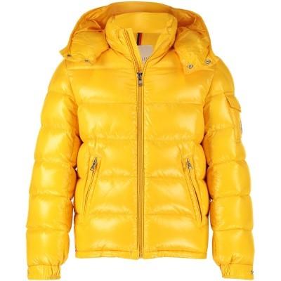 Afbeelding van Moncler 4185205 kinderjas geel