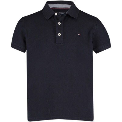 Picture of Tommy Hilfiger KB0KB03975 kids polo shirt navy