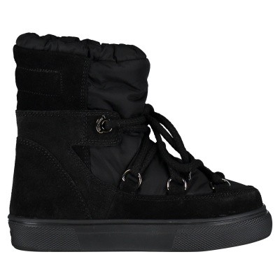 Picture of Moncler 0046900 kids snowboots black