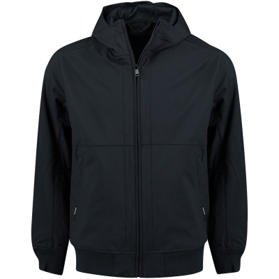 Picture of Airforce HR81M0248 men jacket navy