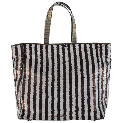 Picture of UZURII SHOPPER TAUPE women bag taupe